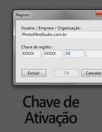 Registro Photofiltre Studio Chave Ativação