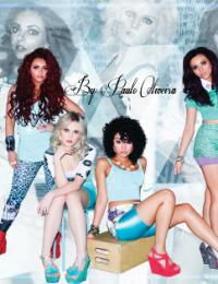 Tutorial do Paulo: Capa Little Mix