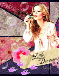 Tuto em video: Banner Little Dreamer.